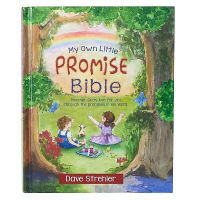 Picture of My Own Little Promise Bible Hardcover