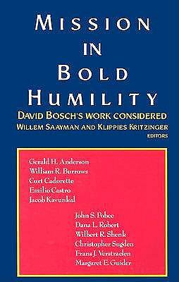 Mission in Bold Humility