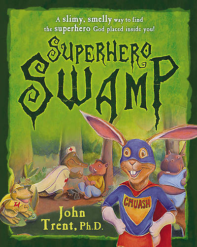 Superhero Swamp