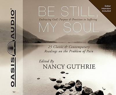 Be Still, My Soul Audio CD