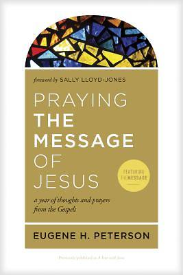 Picture of Praying the Message of Jesus