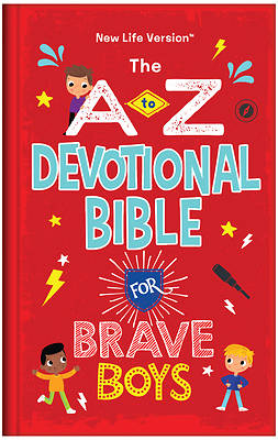Picture of The A to Z Devotional Bible for Brave Boys