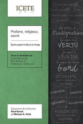 Picture of Profane, religieux, sacré
