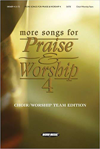 Picture of More Songs for Praise & Worship 4