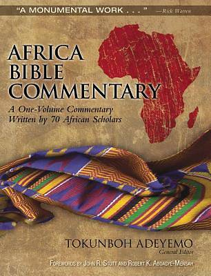 Picture of Africa Bible Commentary