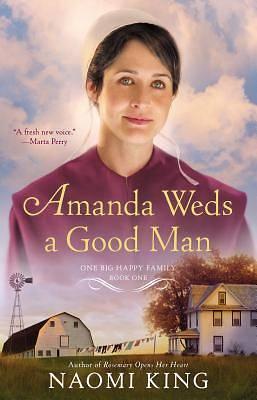 Picture of Amanda Weds a Good Man - eBook [ePub]