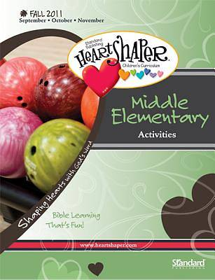 Picture of HeartShaper Middle Elementary Activities