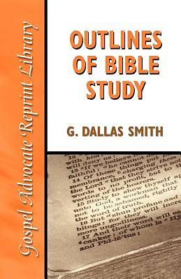 Outlines of Bible Study