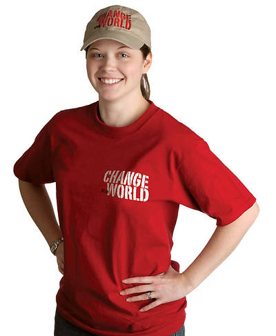 Picture of Change the World T-shirt Small
