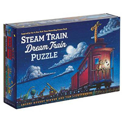 Picture of Steam Train, Dream Train Puzzle