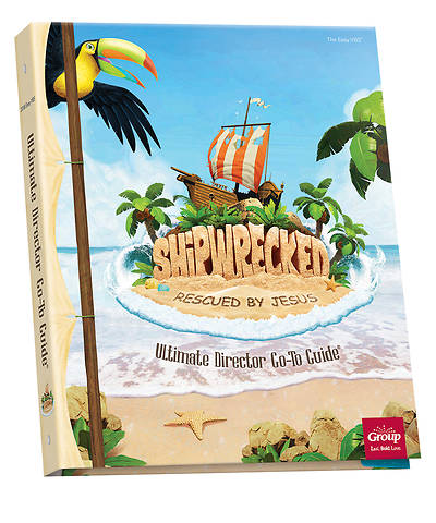 Vacation Bible School (VBS) 2018 Shipwrecked Ultimate Director Go-To Guide
