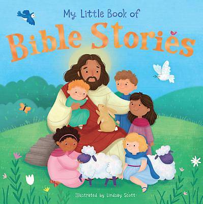 Picture of My Little Book of Bible Stories