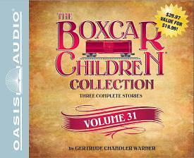 The Boxcar Children Collection Volume 31 (Library Edition)