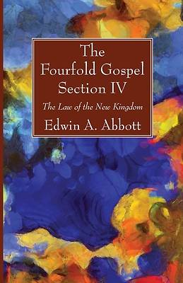 Picture of The Fourfold Gospel; Section IV