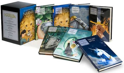 Picture of Chronicles of Narnia Boxed Set