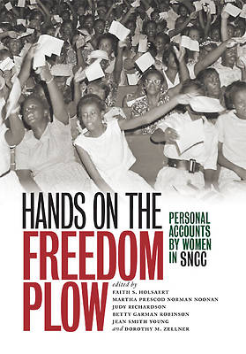 Picture of Hands on the Freedom Plow
