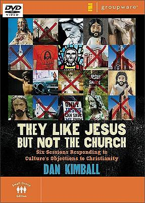 They Like Jesus But Not The Church DVD