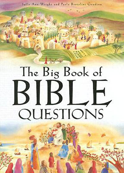 The Big Book of Bible Questions - eBook [ePub]