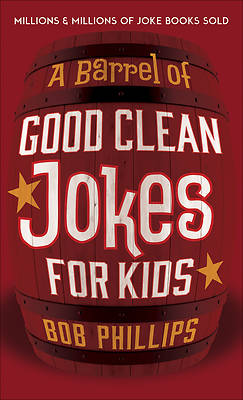 Picture of A Barrel of Clean Jokes for Kids