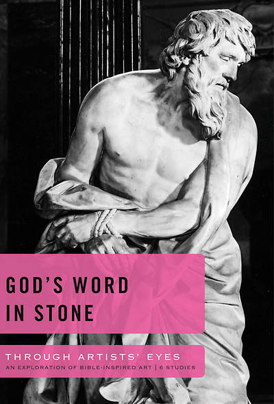 Through Artists Eyes Series - Gods Word in Stone