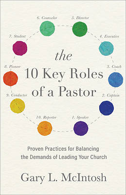 Picture of The 10 Key Roles of a Pastor