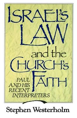 Picture of Israel's Law and the Church's Faith