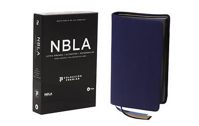 Picture of Nbla Biblia Ultrafina, Colección Premier, Azul Marino, Edición Letra Roja