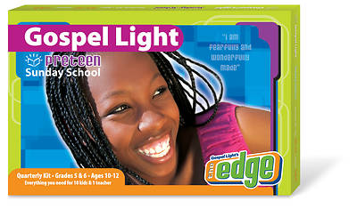 Picture of Gospel Light Preteen Grade 5-6 Kit Year B Fall