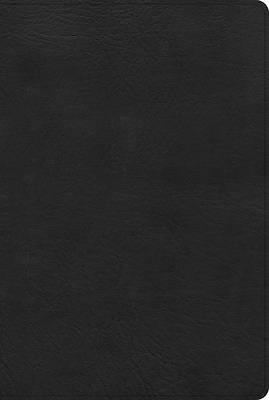 Picture of KJV Pastor's Bible, Black Deluxe Leathertouch