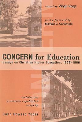 Concern for Education