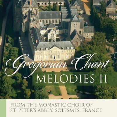 Picture of Gregorian Melodies II