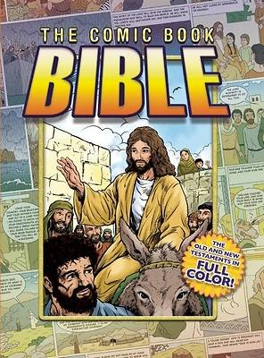 A Kids Comic Book Bible