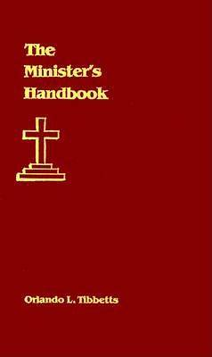 Picture of The Minister's Handbook