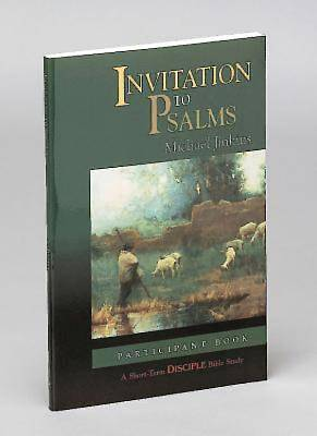 Picture of Invitation to Psalms: Participant Book - eBook [ePub]