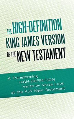 Picture of The High-Definition King James Version of the New Testament