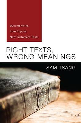 Picture of Right Texts, Wrong Meanings