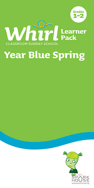 Picture of Whirl Classroom Learner Grades 1-2 Year Blue Spring