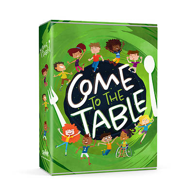 Picture of Vacation Bible School VBS 2021 Come to The Table Starter Kit