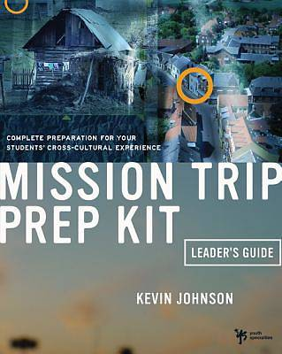 Picture of Mission Trip Prep Kit Leader's Guide