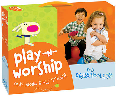 Play Along Bible Stories for Preschoolers and Parents