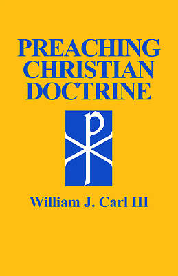 Picture of Preaching Christian Doctrine