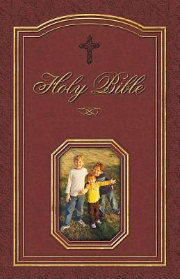 Grandmothers Memories Bible-KJV-Signature