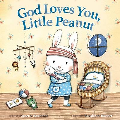 Picture of God Loves You, Little Peanut