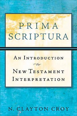 Picture of Prima Scriptura