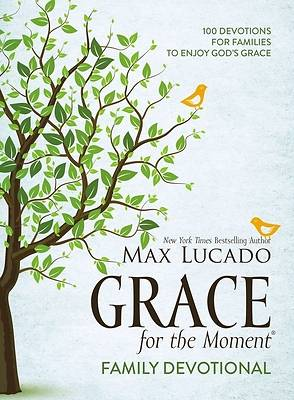 Picture of Grace for the Moment Family Devotional