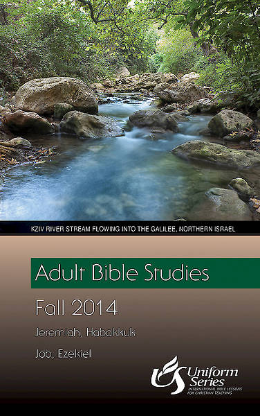 Adult Bible Studies Fall 2014 Student