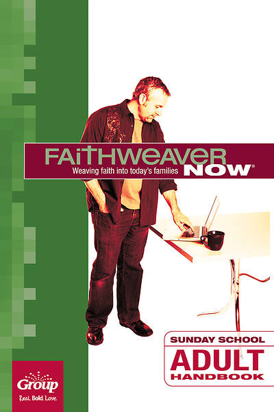 Picture of FaithWeaver Now Adult Handbook Spring 2018