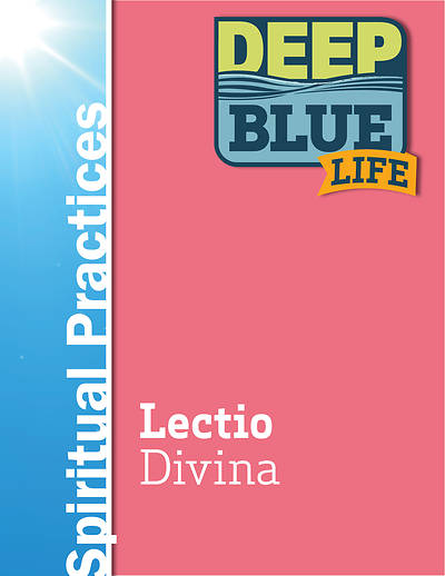 Picture of Deep Blue Life: Lectio Divina Word Download