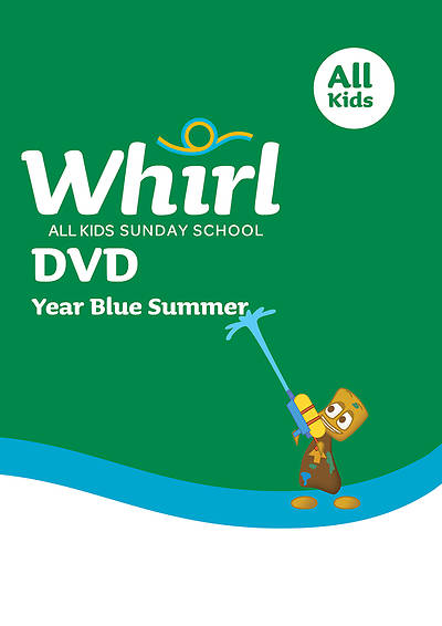 Picture of Whirl All Kids DVD Year Blue Summer