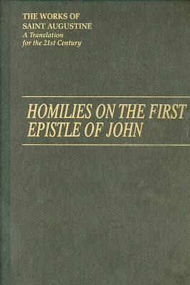 Homilies on the First Epistle of John